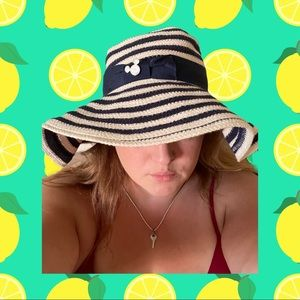 Disney Parks Summer Rim Hat Adult One size